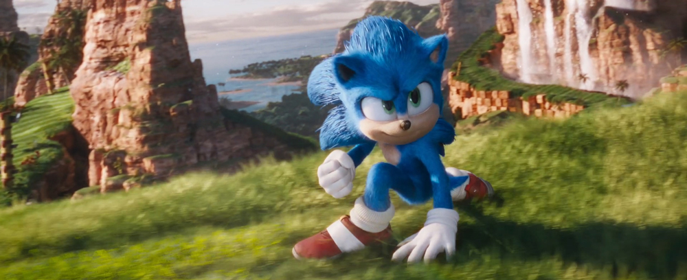 Date Announced For Sonic The Hedgehog 2 Movie Nerds And Beyond