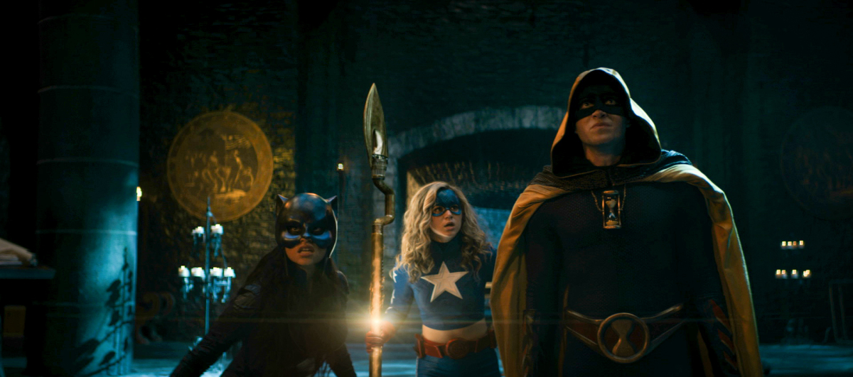 """The JSA and ISA Go Head-to-Head in 'Stargirl' Season 1 Finale, Episode 13: """"Stars and S.T.R.I.P.E. Part Two""""   Nerds and Beyond"""