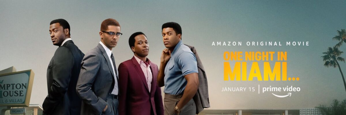 Amazon Studios Releases Official Trailer for Regina King's 'One Night in Miami…' | Nerds and Beyond