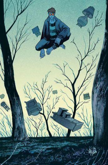 Image courtesy of Dark Horse Comics/James Harren