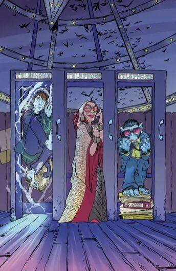 Image courtesy of Dark Horse Comics/Weshoyot Alvitre