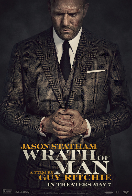 New Poster Released for 'Wrath of Man' Starring Jason Statham | Nerds and  Beyond