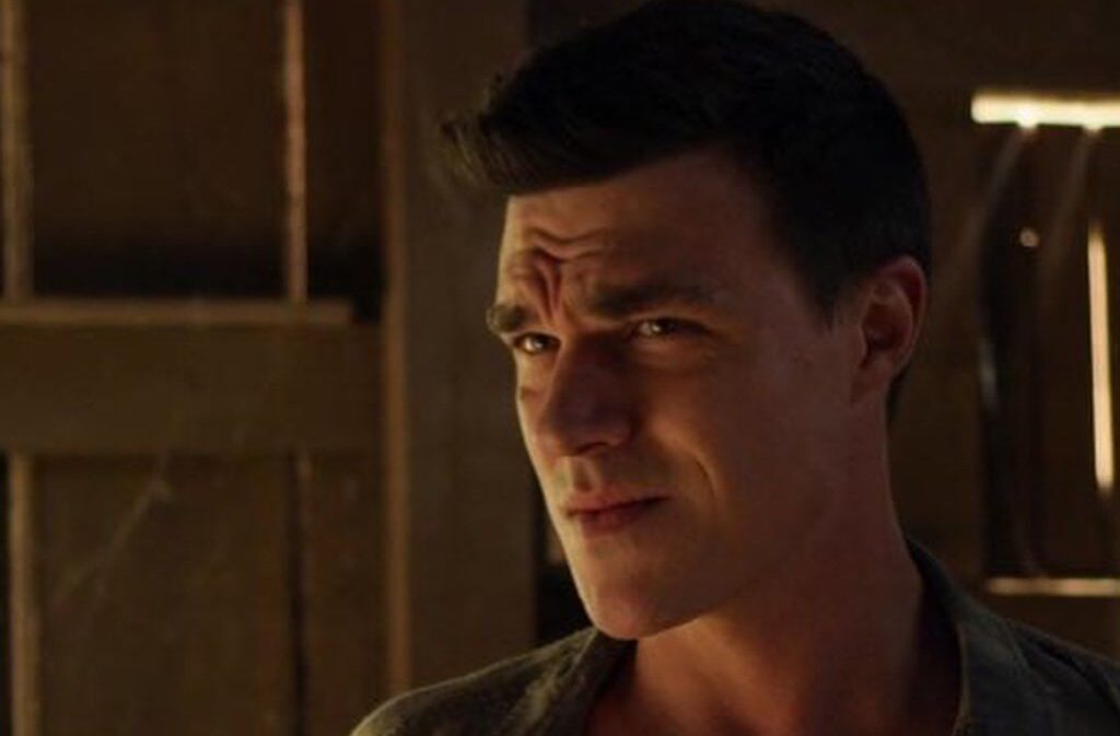 Finn Wittrock in 'Ratched'