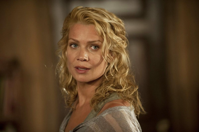 Laurie Holden in The Walking Dead