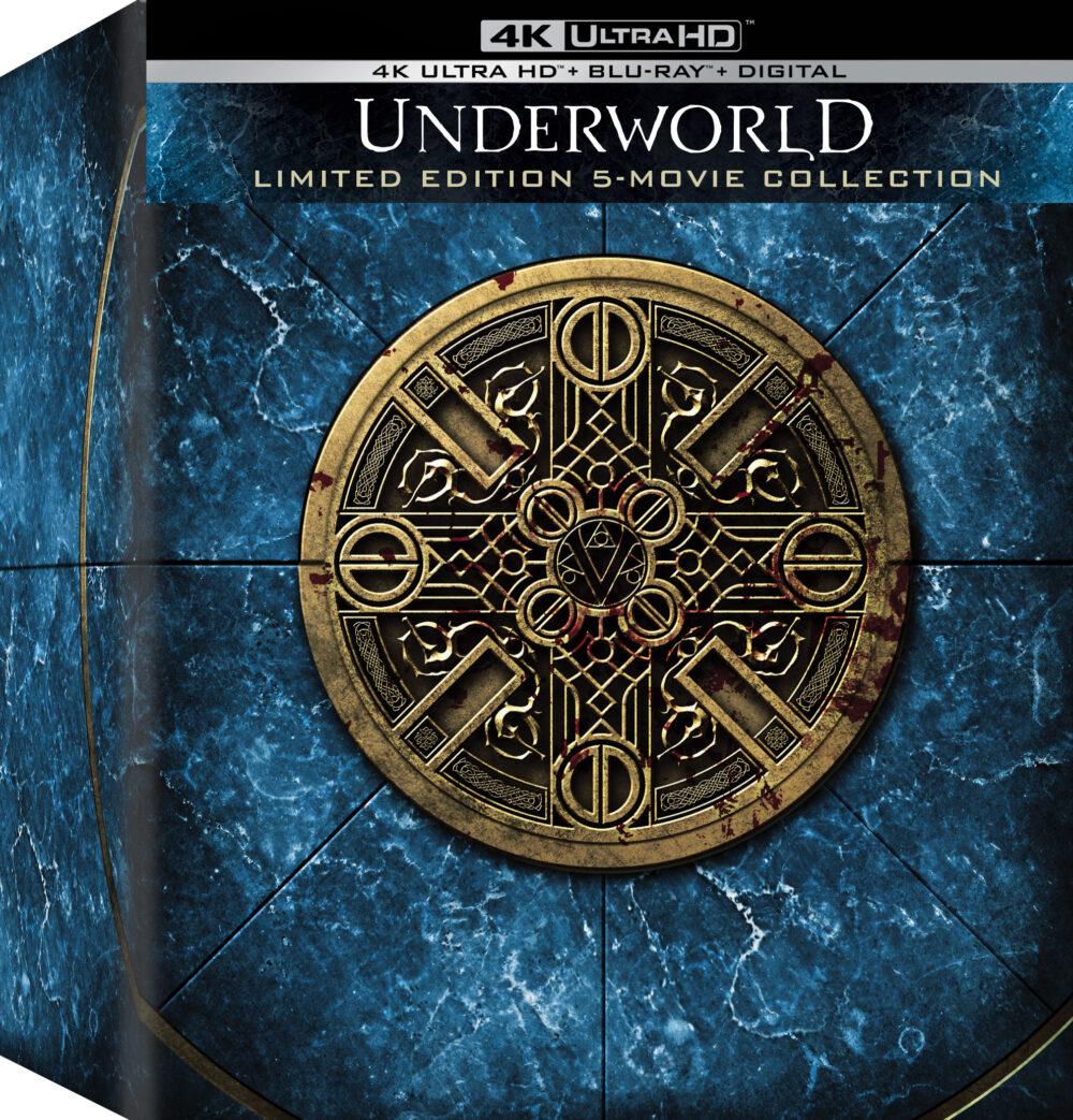Underworld 5-Movie Collection