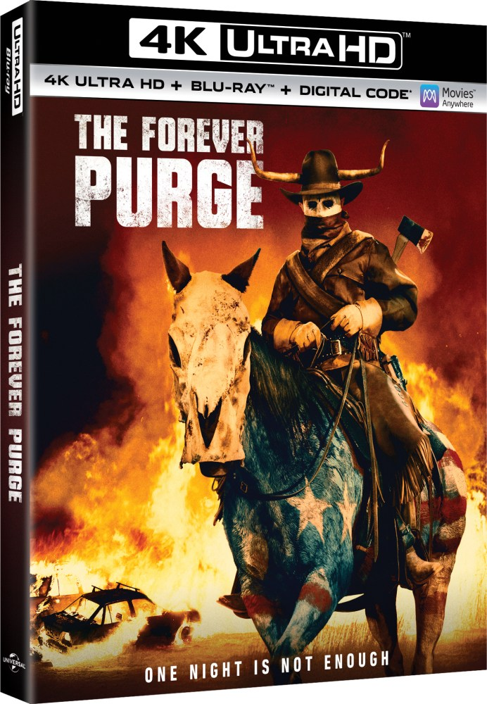 the forever purge 4k uhd dvd