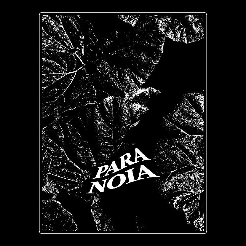 Alex McMillan's Album Cover for Paranoia
