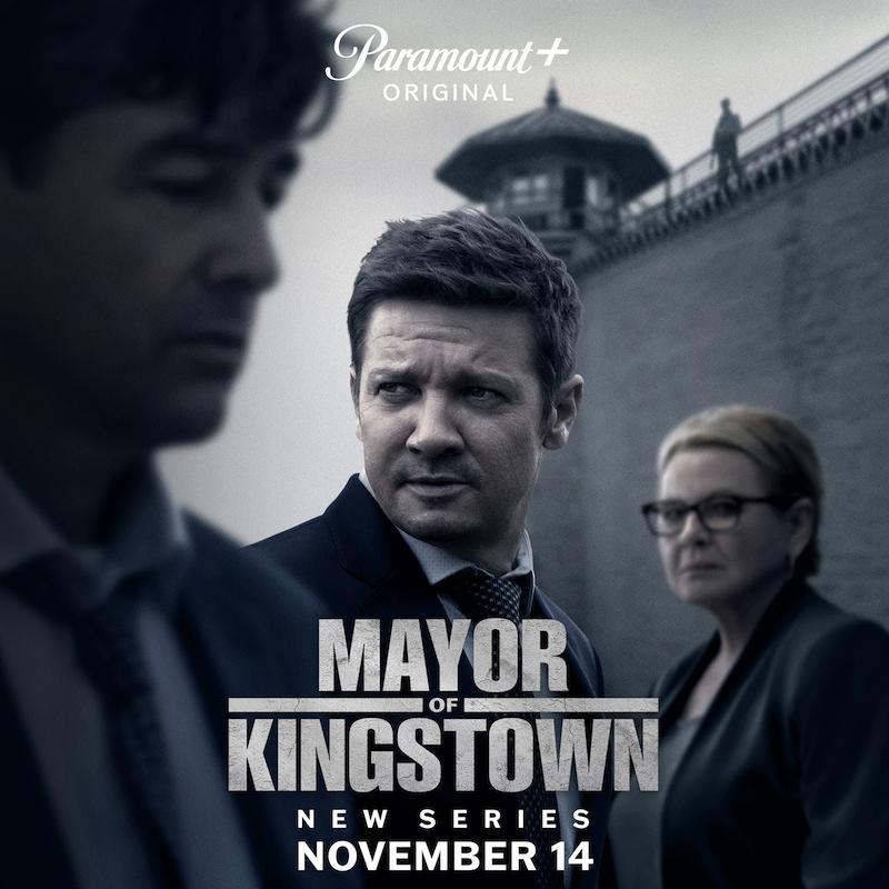 Mayor of Kingstown poster