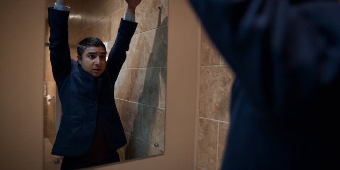 Nick Mohammed as Nate in Ted Lasso Season 2 Episode 5