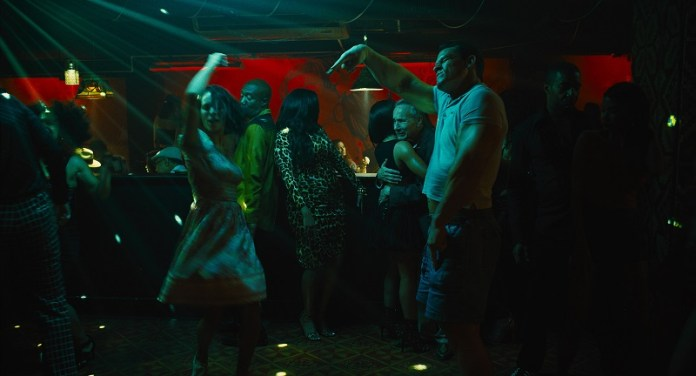 Still frame from The Suicide Squad