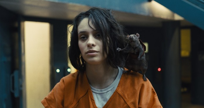 Daniela Melchior in The Suicide Squad