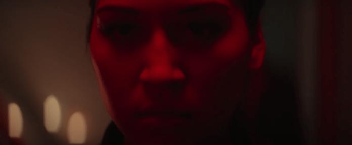 Still from Hawkeye trailer