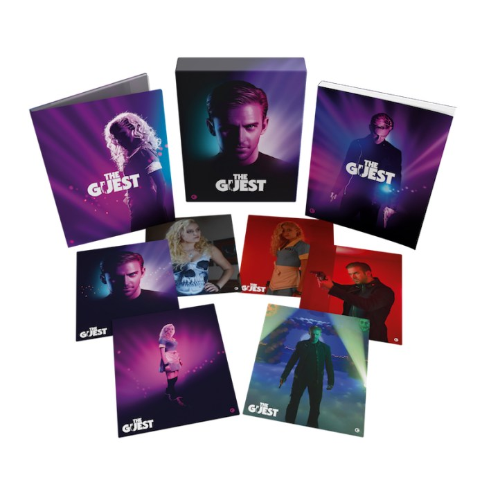 The Guest 4K UHD Package