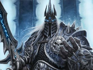 Warrior Lich King Deck