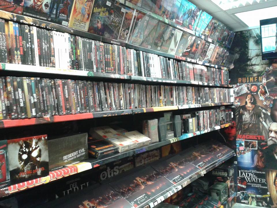 Das Filmsyndikat Düsseldorf Laden