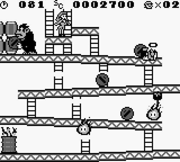 Mario wollte doch Pauline retten!