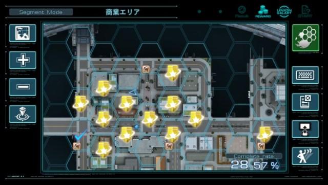 Xenoblade Chronicles X gamepad