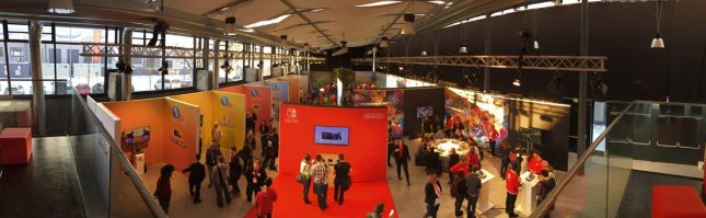 Nintendo Switch Event München