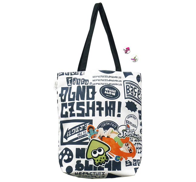 Splatoon Merchandise Tasche
