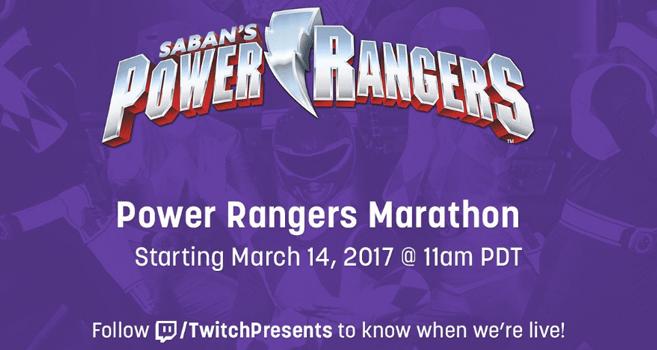 Go Go Power Rangers – Twitch zeigt im Power Rangers-Marathon 23 Staffeln