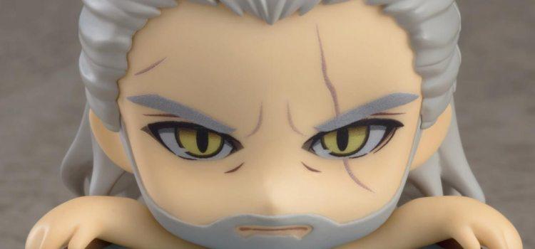 Geralt von Riva wird zum Good Smile Nendoroid
