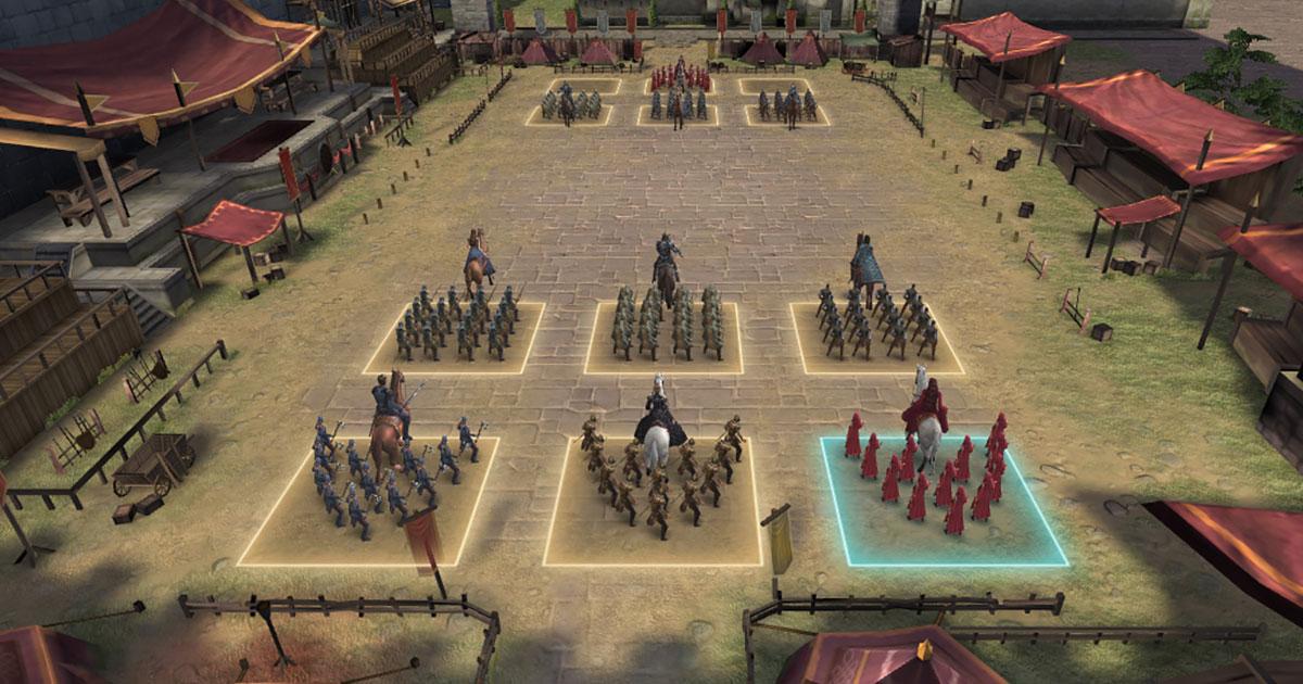 Game of Thrones Spiel Winter is Coming ist ab heute weltweit verfügbar