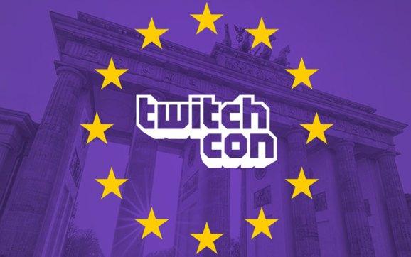 Twitch bringt die TwitchCon nach Berlin!