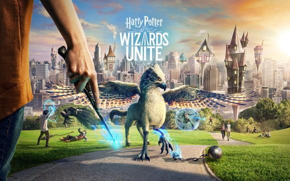 Niantic, Inc. und Warner Bros. Interactive Entertainment veröffentlichen Harry Potter: Wizards Unite