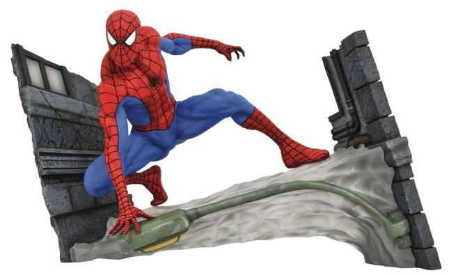 Zavvi zeigt die neuen Diamond Selects Marvel Figuren