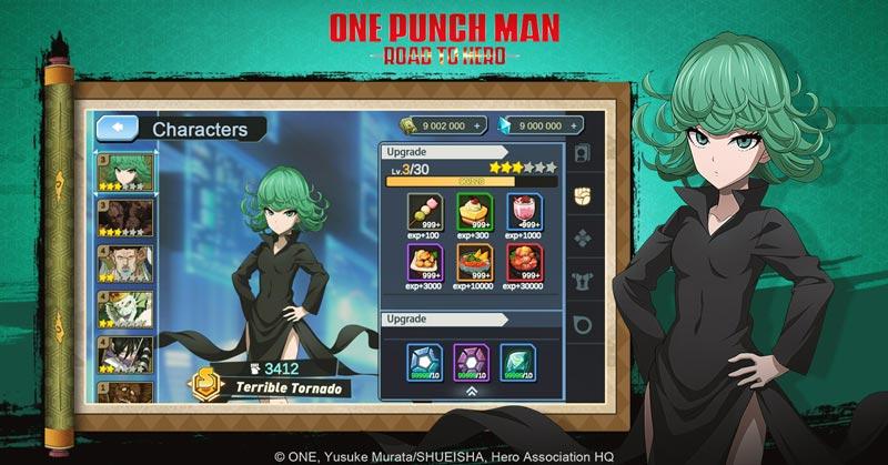 Kult-Manga One Punch Man bekommt eigenes RPG: One Punch Man- Road to Hero angekündigt