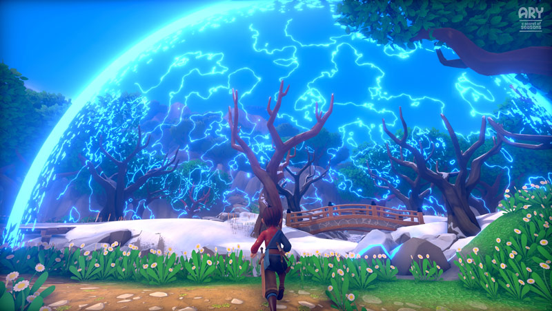 Ary and the Secret of Seasons Gamescom 2019 Preview