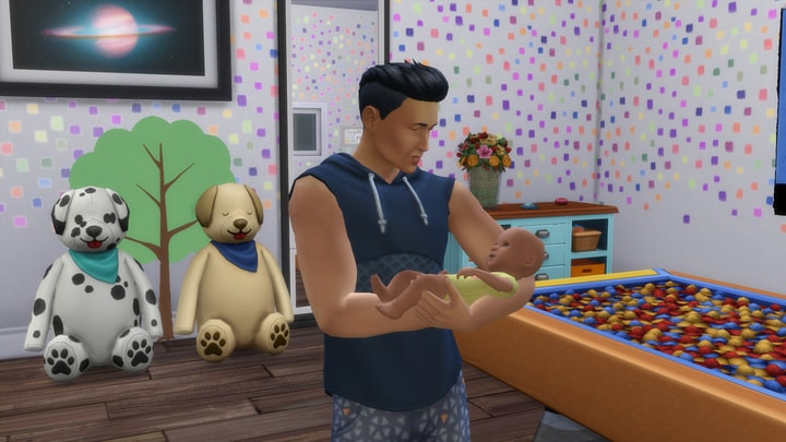 The Sims 4 Legacy Challenge