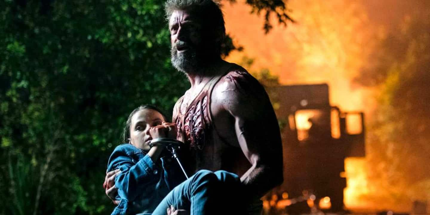 Image result for logan film 2017