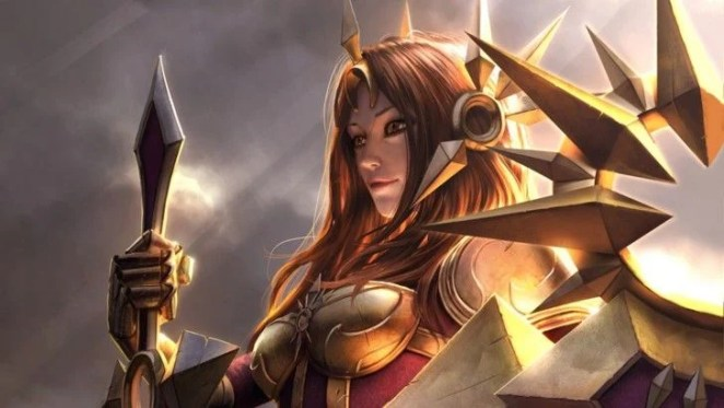 League Of Legends Riot Revela Duas Skins Lendárias Para Leona