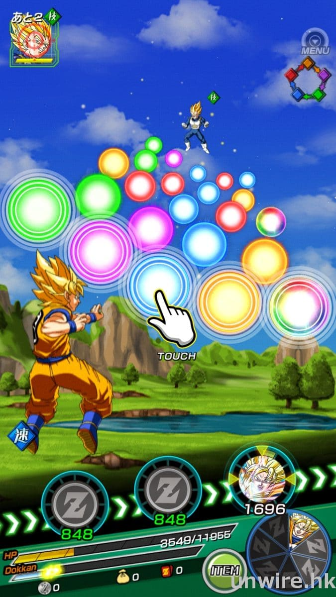 Dragon Ball Dokkan Battle: Review and Tips