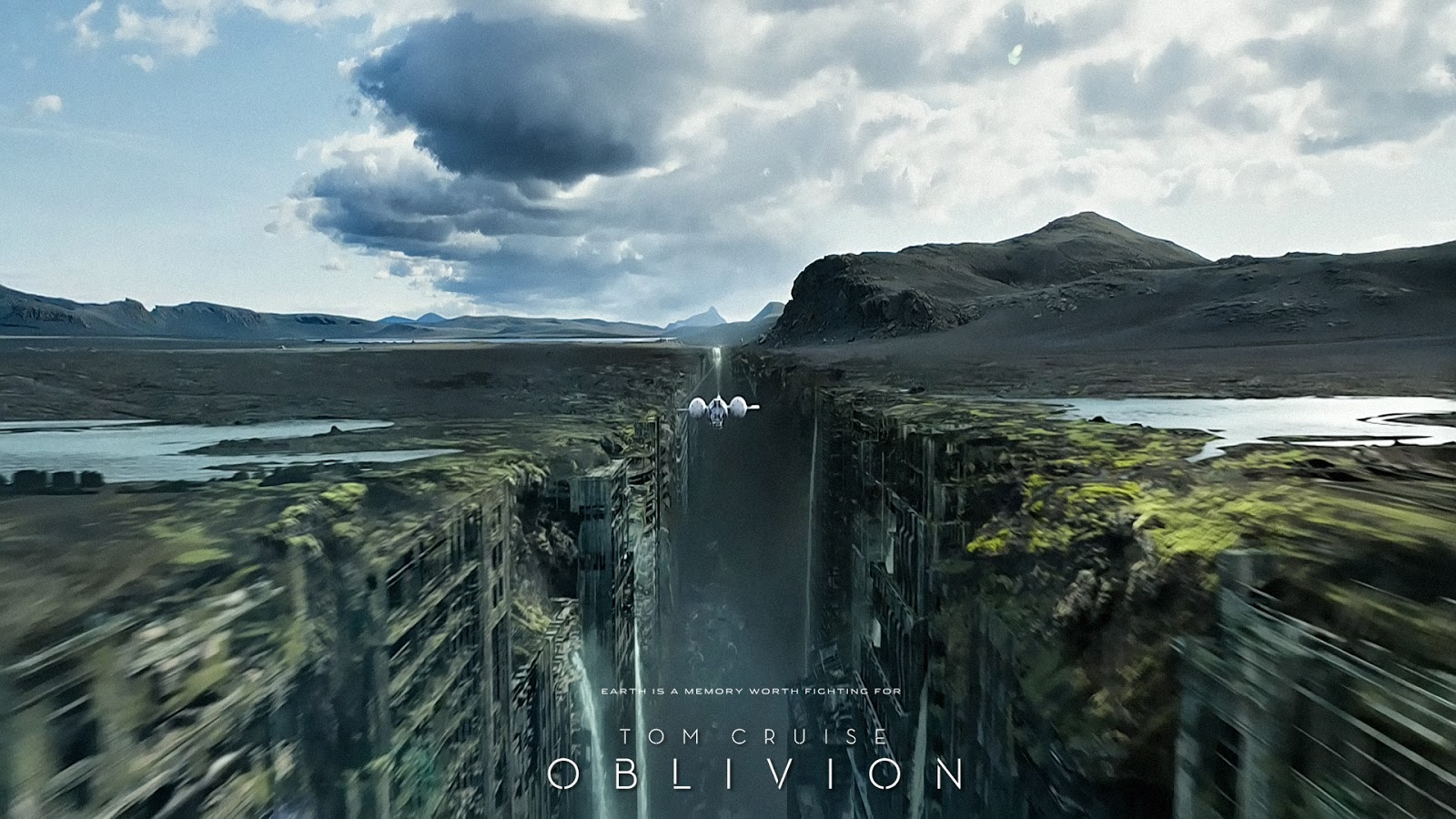 Empire State Building Wallpaper Hd Movie Review Oblivion 2013 Nerdspan