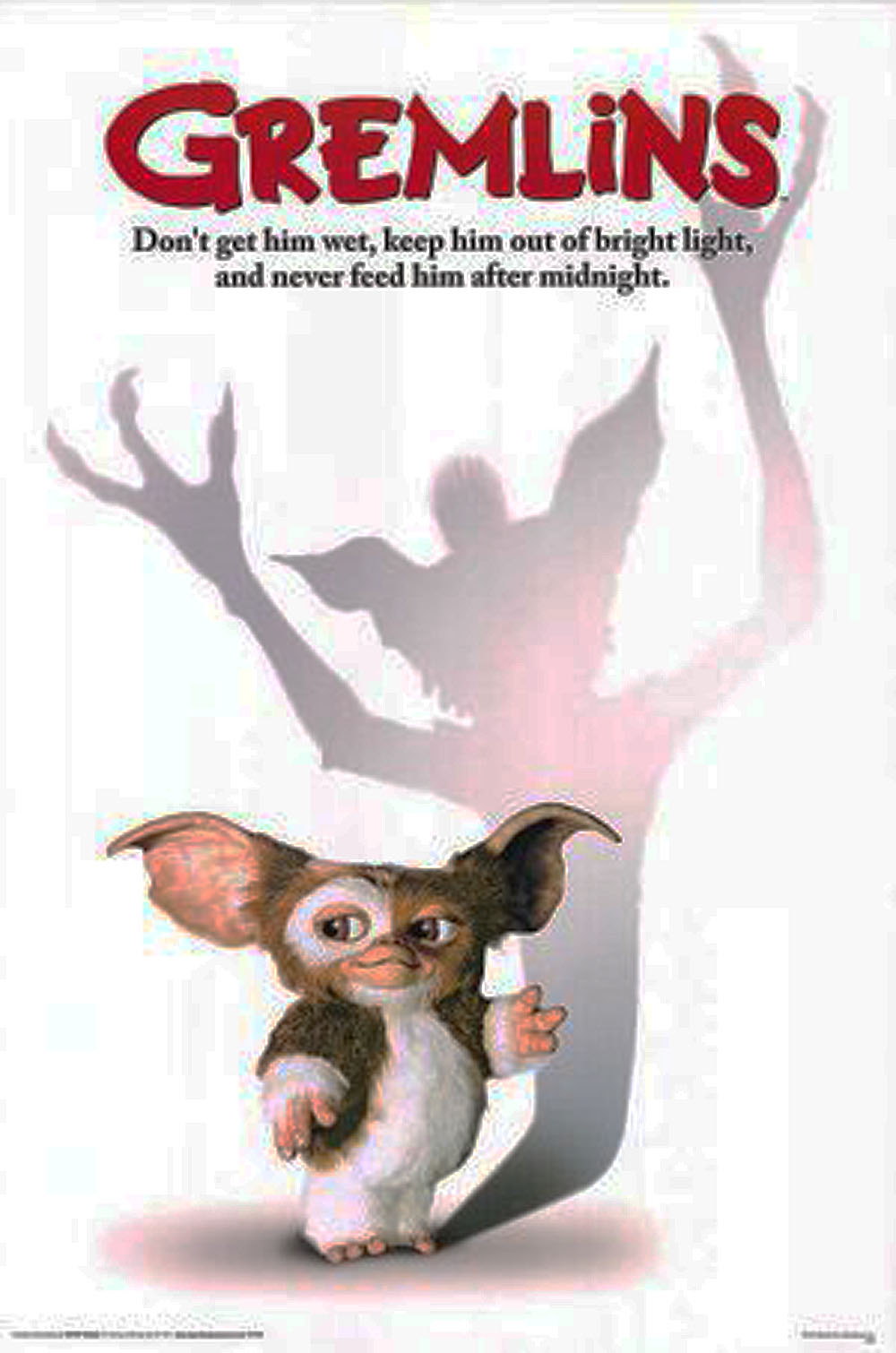 Image result for gremlins poster