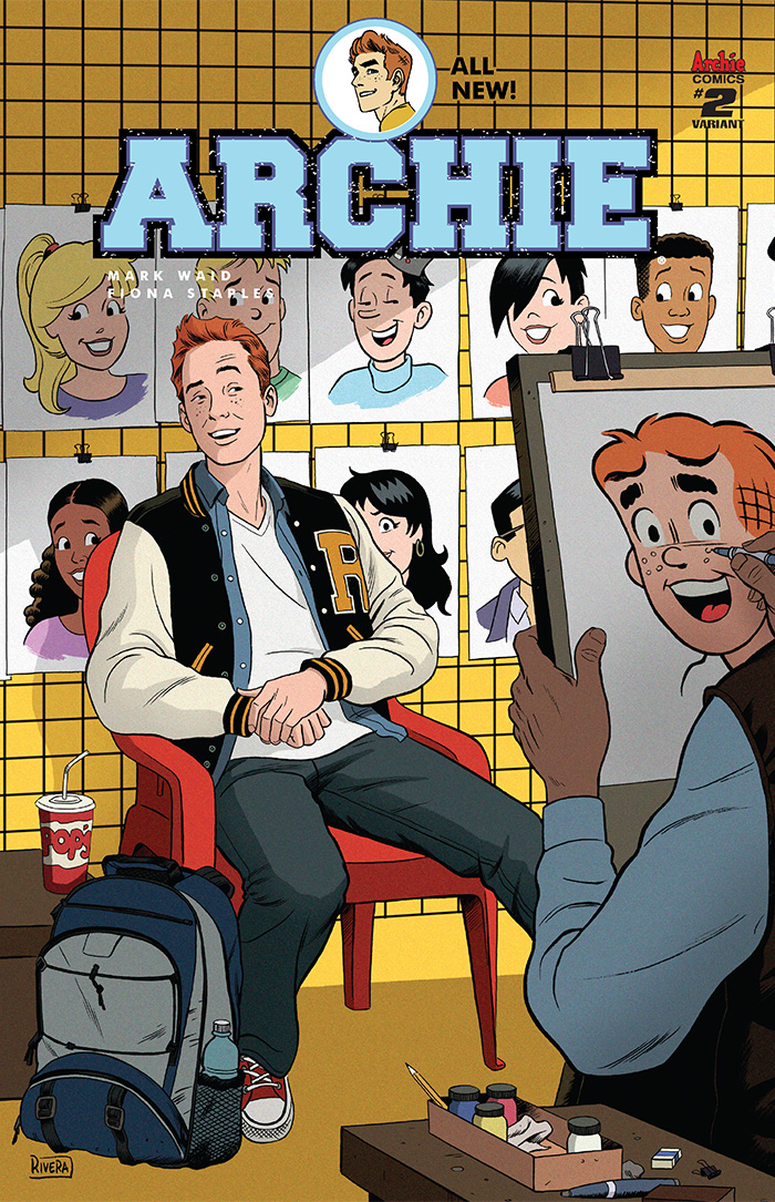 How To Fix Falling Wallpaper Archie Comics Previews For August 19th Archie 2 Mega