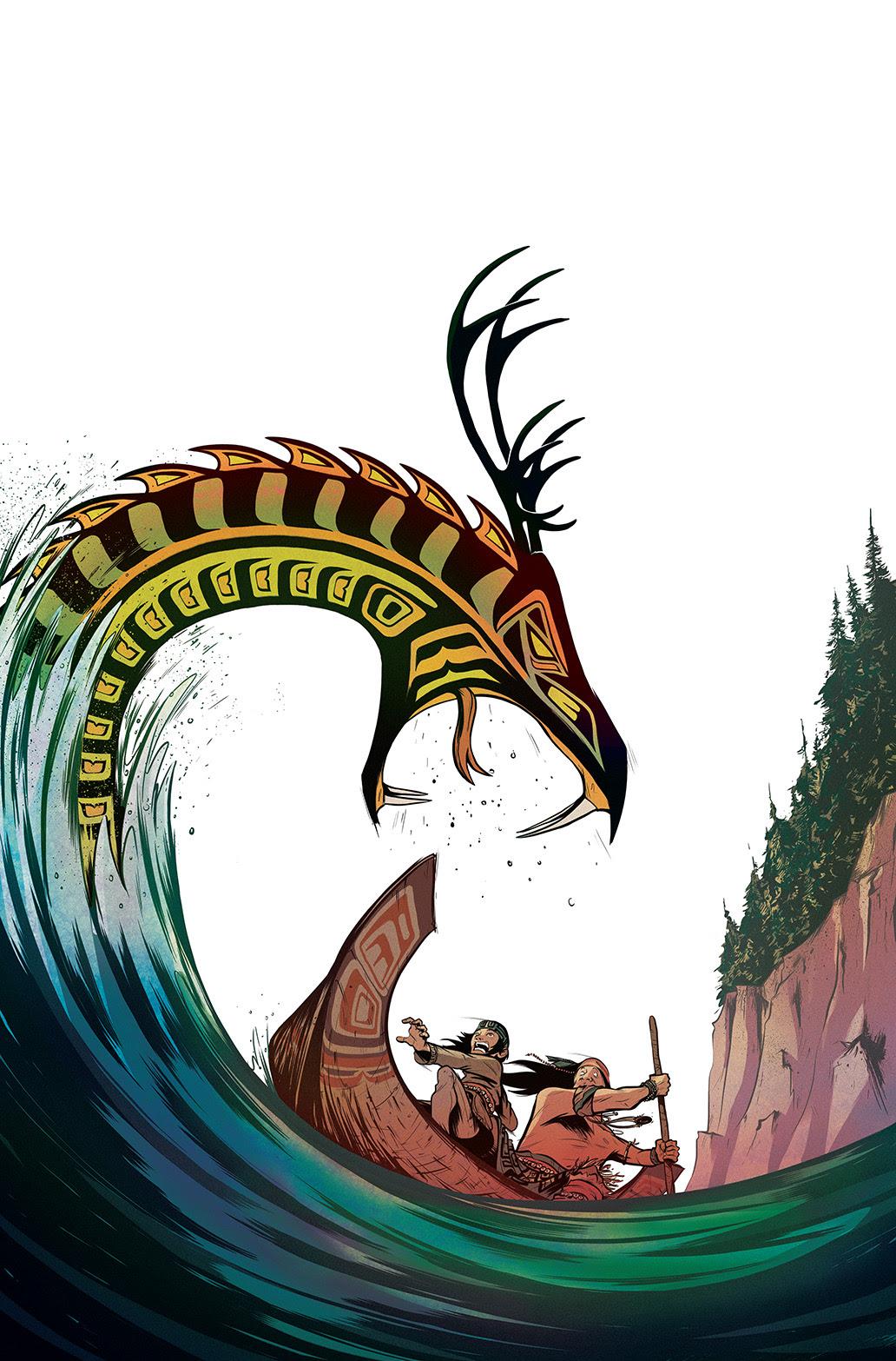 Jim Hensons The Storyteller Dragons Series Cover Gallery