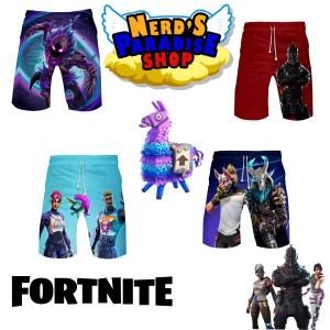 Pantaloncini costumi Fortnite