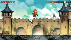 Wonder Boy: The Dragon's Trap bird falcon