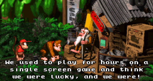 Cranky Kong Adulting Gaming Tips