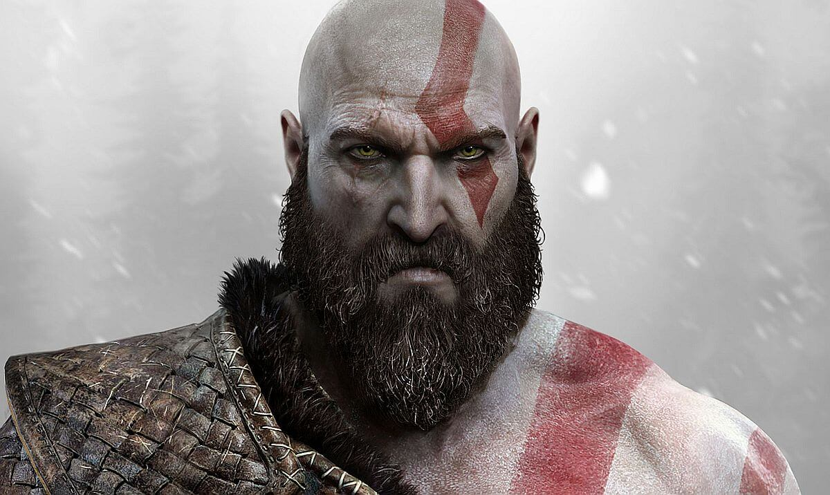 Kratos god of war senseless violence