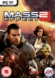 Mass Effect 2 PC Cover