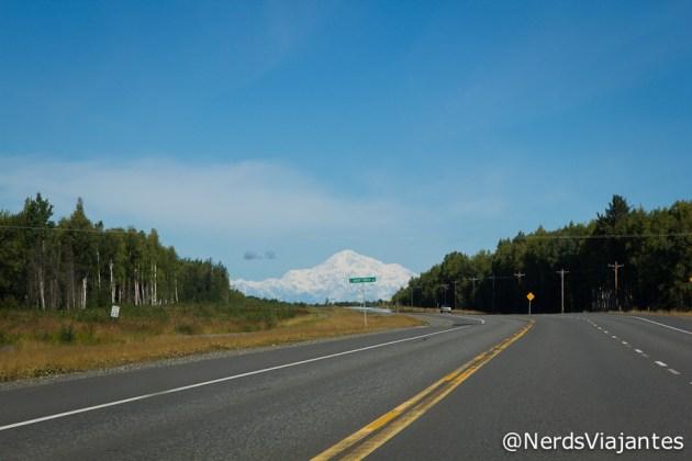 Alaska Highway 3 - Estrada para o Denali
