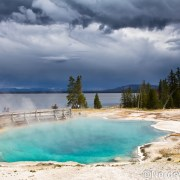 Yellowstone National Park - Black Pool