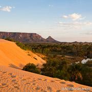 Passeio pelas dunas do Jalapão - Tocantins