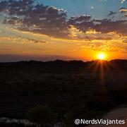 Pôr do sol no Jalapão - Tocantins