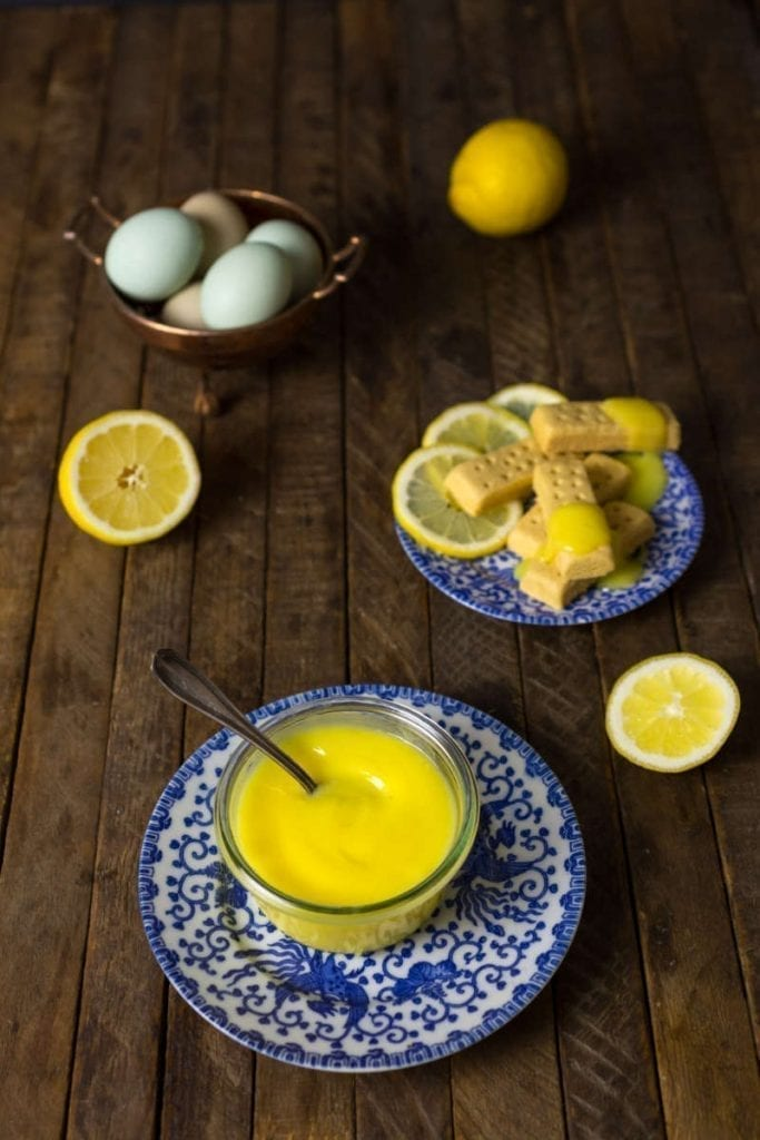 Seriously Lemony Lemon Curd