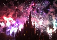 wishes fireworks magic kingdom